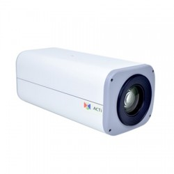 B21 Acti 5.2-62.4mm 30FPS@ 1920 x 1080 Day/Night Outdoor WDR Box IP Security Camera POE