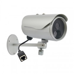 D31 Acti 4.2mm 30FPS @ 1280 x 720 Outdoor IR Day/Night Bullet Camera IP Security Camera POE