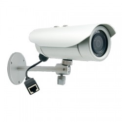 E36 Acti 3.6mm 30FPS @ 1920 x 1080 Outdoor IR Day/Night WDR Bullet Camera IP Security Camera POE
