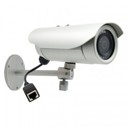 E41 ACTi 3.3 to 12mm Varifocal 30FPS @ 1280x720 Outdoor IR Day/Night WDR Bullet IP Security Camera POE