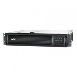 SMT1000RM2U APC 6 Output 2U Rack Mount UPS Battery Backup 120VAC 1000VA
