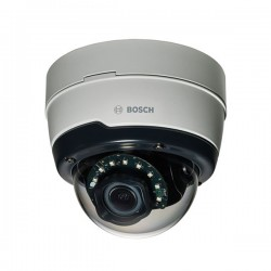 NDI-50051-A3 Bosch 3-10mm Varifocal 12FPS @ 5MP Outdoor IR Day/Night WDR Dome IP Security Camera 12VDC/POE