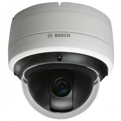 VJR-821-ICTV Bosch 6.3-63mm 30FPS @ 1080p Indoor IR Day/Night PTZ IP Security Camera 24VAC/POE - Charcoal