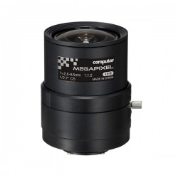 A3Z2812CS-MPWIR Computar CS-Mount 2.8-8.5mm Varifocal F/1.2 5 Mega-Pixel IR-corrected Manual Iris Lens