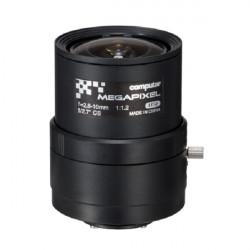 """A4Z2812CS-MPIR Computar 3MP 1/2.7"""" 2.8-10mm Varifocal F1.2-F16C CS Mount Manual Iris IR Corrected Lens"""