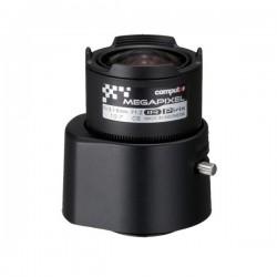 """AG3Z3112KCS-MPIR Computar 1/2.7"""" CS-Mount 3.1-8mm Vari-focal F/1.2 3 Mega-Pixel Auto Iris Lens"""