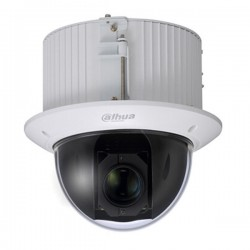 52C230UNI-A Dahua 4.5-135mm 60FPS @ 1920 x 1080 Indoor Day/Night WDR PTZ Analog Security Camera 24VAC /PoE