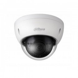 DH-IPC-HDBW11A0EN-2.8MM Dahua 2.8mm 30FPS @ 1280 x 960 Outdoor IR Day/Night Dome IP Security Camera 12VDC/PoE