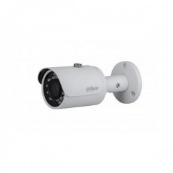 DH-IPC-HFW44A1SN-2.8MM Dahua 2.8mm 20FPS @ 2688 x 1520 Outdoor IR Day/Night WDR Bullet IP Security Camera 12VDC/PoE