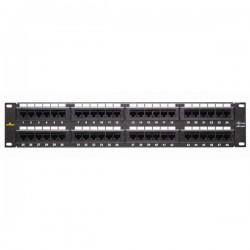 20-5548 Datacomm Cat 5e 48 Port Patch Panel