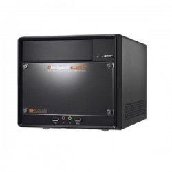 DW-BJCLIENT2 Digital Watchdog Blackjack Client Workstation with DW Spectrum Client Software for Up to 256 Video Streams