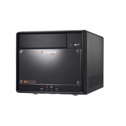 DW-BJCUBE4T-LX Digital Watchdog 24 Channel NVR 80 Mbps Max Throughput - 4TB