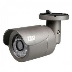 DWC-MB721M4TIR Digital Watchdog 4.0mm 30FPS @ 1920 x 1080 Outdoor IR Day/Night WDR Bullet IP Security Camera 12VDC/PoE