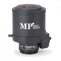 """FVL3813MI-MP Fujinon 1/2"""" 3.8-13mm F1.4 C Mount Manual Iris Megapixel Lens"""