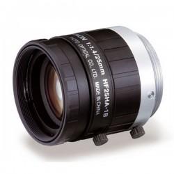 "HF25HA-1B Fujinon 2/3"" 25mm F1.4-F16 Manual 1.5 Megapixel Machine Vision Lens"