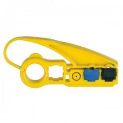 VDV100-801-SEN Klein Tools Dual Cartridge Radial Stripper