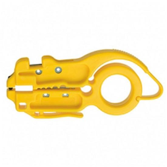 VDV120-006-SEN Klein Tools Radial Stripper for UTP/STP Cable w/ Hex Key