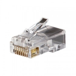 VDV826-602 Klein tools Modular Data Plug - RJ45 - Category 5e - Pack of 50