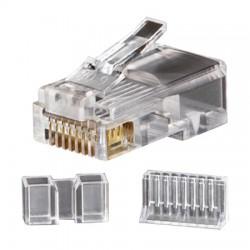 VDV826-603 Klein Tools Modular Data Plug - RJ45 - CAT6 - Pack of 25