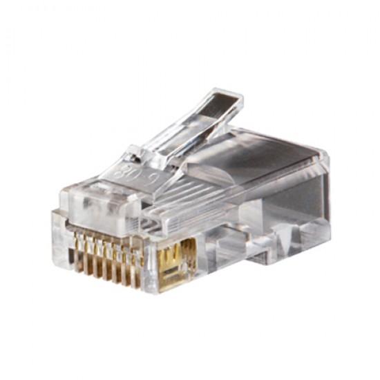 VDV826-611 Klein tools Modular Plug - RJ45, 8P8C, Category 5e -  Pack of 100
