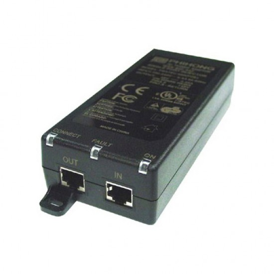 POE75U-1UP Phihong 75W Power over Ethernet Adapter Ultra Power over Ethernet Single Port Injector