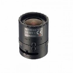 "12VM412ASIR Tamron 1/2"" 4-12mm F/1.2 IR Aspherical Manual Iris Lens"