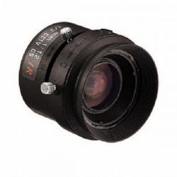 "13FM06IR Tamron 1/3"" 6mm F/1.2 Manual Iris Lens"