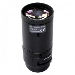 """13VM20100AS Tamron 1/3"""" 20-100mm F/1.6 Aspherical Vari-Focal Manual Iris Lens"""