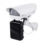 IP9172-LPCKIT-H Vivotek 12~40mm Varifocal 55FPS @ 3MP Outdoor IR Day/Night LPC IP Security Camera Kit 12VDC/24VAC/PoE